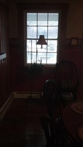 inside kitchen window plant